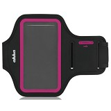 "AHHA Armband Universal Tyler Fitness Size 4"" [P133A] - Party Pink - Arm Band / Wrist Strap Handphone"